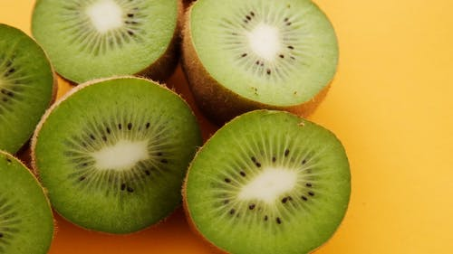 Green Fruits Close-up