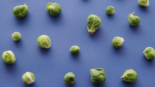 Greens Vegetables Close-up