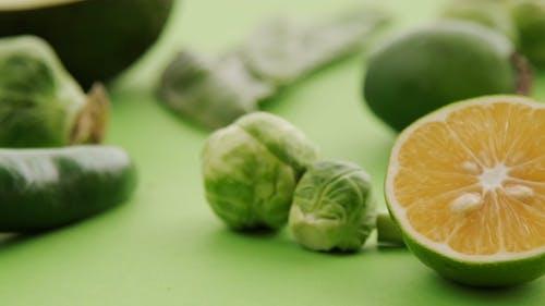 Green Lemon and Others Veggies