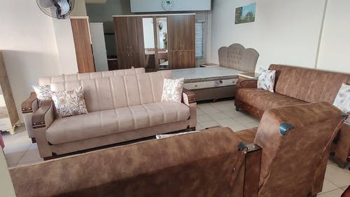 Sofa, Beds, and other Furniture