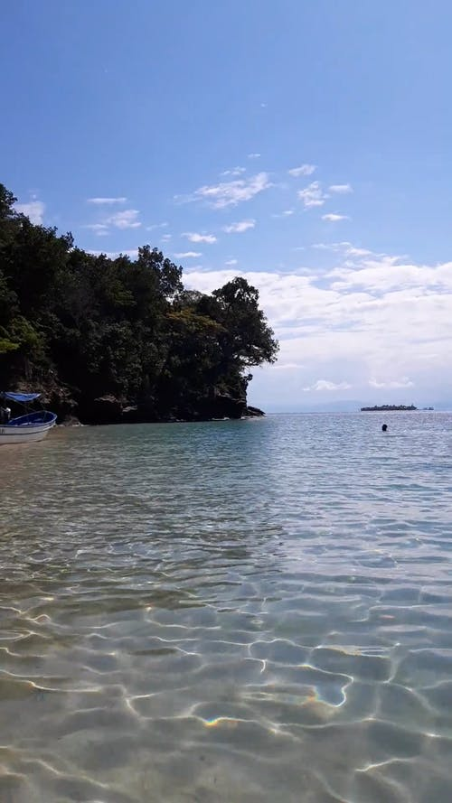 Video Of Beautiful Beach During Daytime