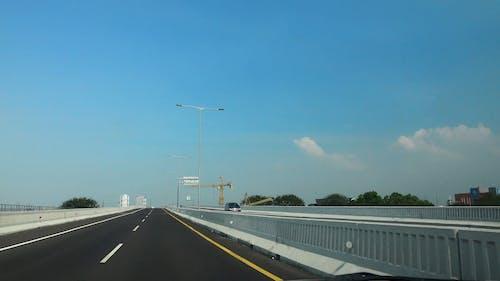 Vehicle Traveling on Expressway