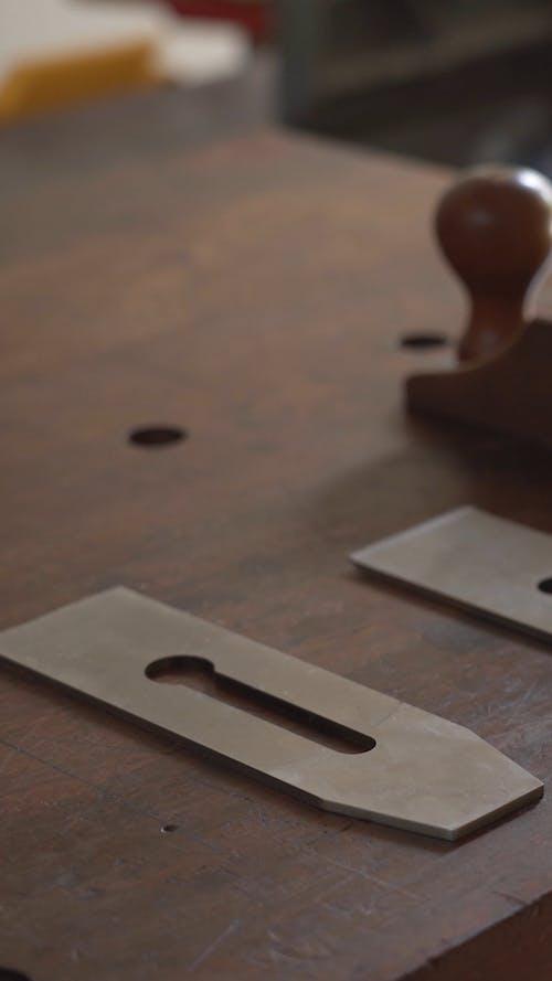Cuchillas Utilizadas En Herramientas De Plano Manual