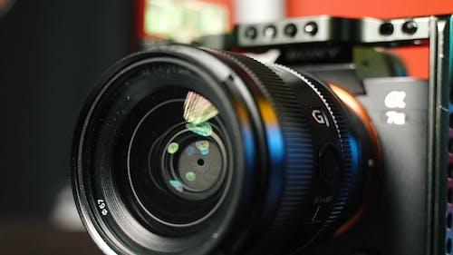 Photography Camera Closeup