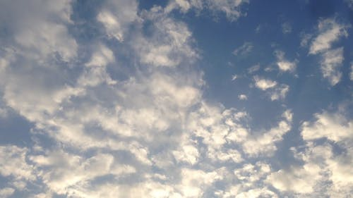 Time Lapse Video of Cloudy Sky