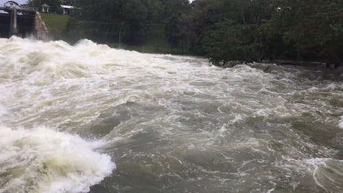 Rushing Flood