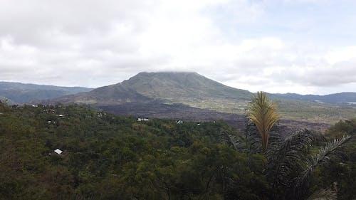 Drone Shot of a Beautiful Mountain