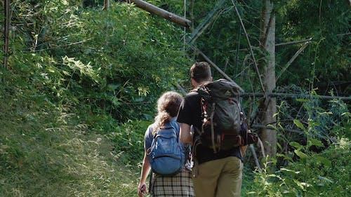People On An Adventure