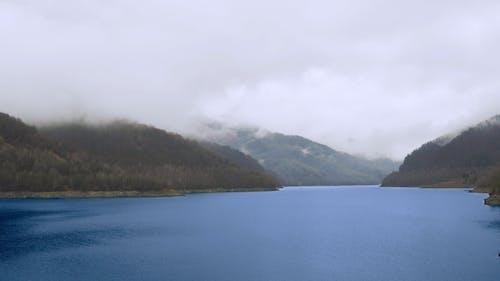 Beautiful of Lake and Mountains