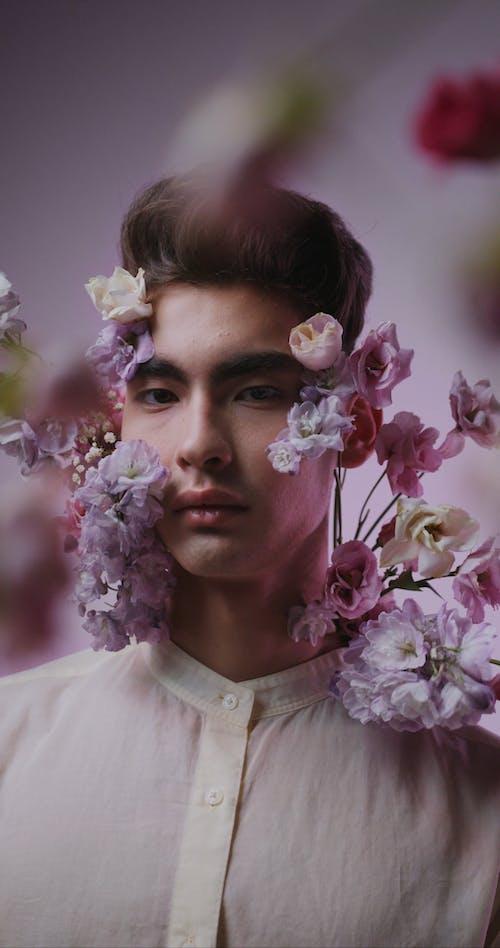 Ilmainen kuvapankkikuva tunnisteilla aasialainen mies, etuala, hyvännäköinen