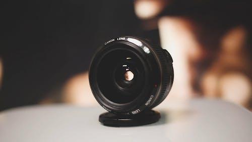 A Canon Lens Close-Up Video