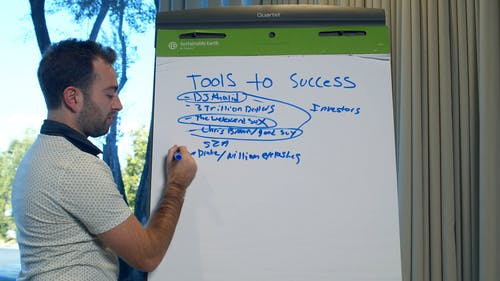 Writing Business Strategies For Success
