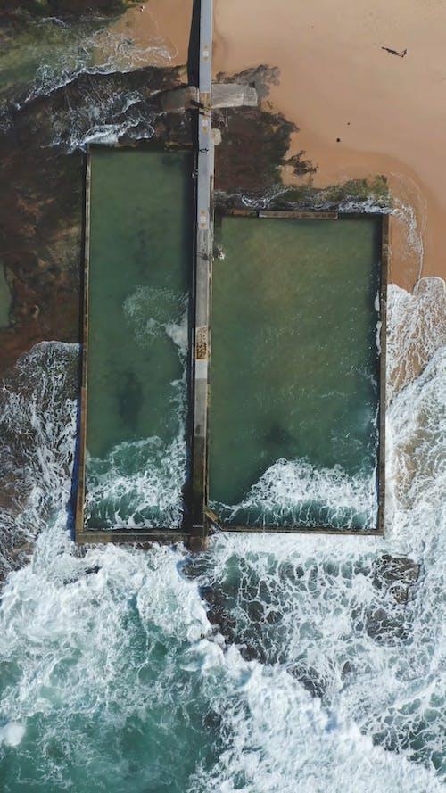 Seaside Man-made Pool