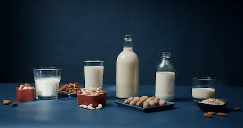 Various Non-Dairy Milk
