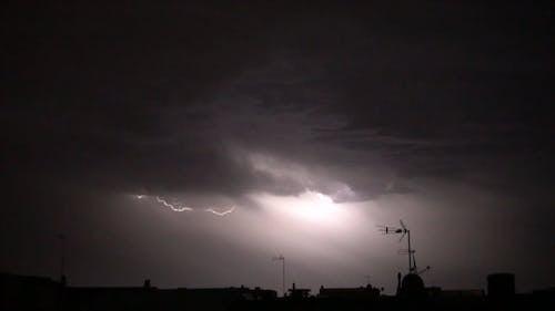 Thunderstorm At Night