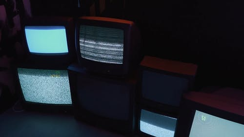 Classic Defective Televisions