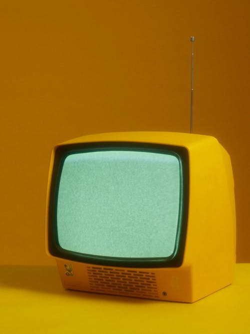 A Television With No Reception