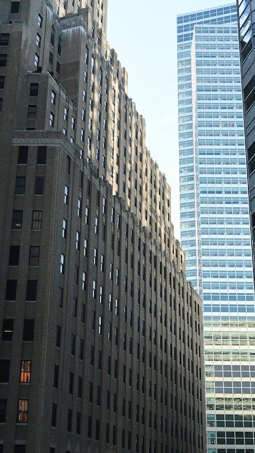 A High-Rise Building