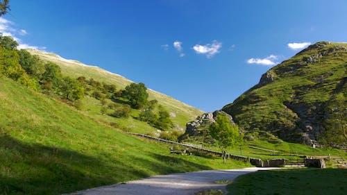 Derbyshire View at Daytime