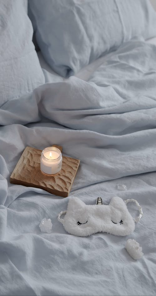 Decorated Bed