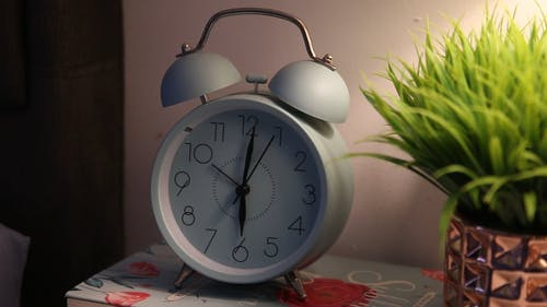 A Working Alarm Clock