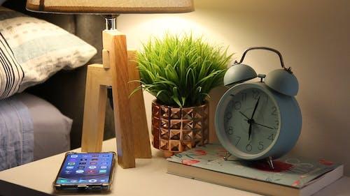 Alarm Clock in a Nightstand