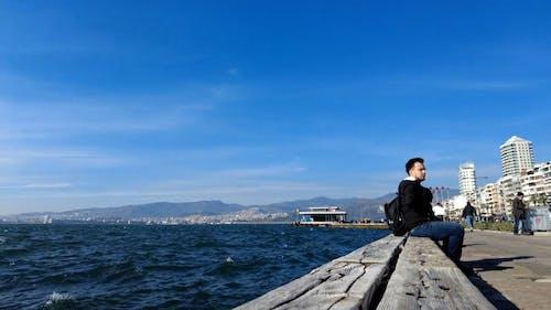 Hyper Lapse of the Seaside in Turkey