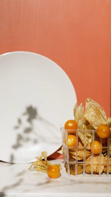 Food Plate Healthy Wood