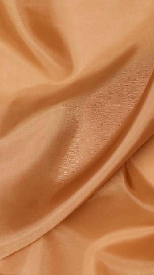 An Orange Cloth
