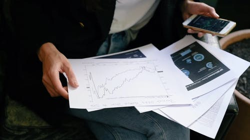 Person with  Financial Reports