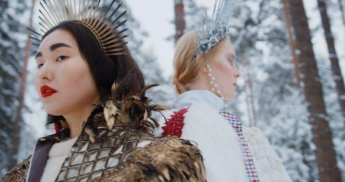 Women on Costumes