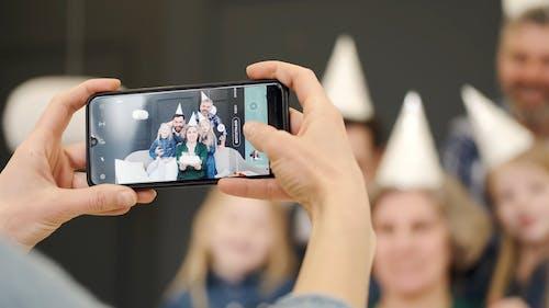 Taking Photos Using A Cellphone Camera