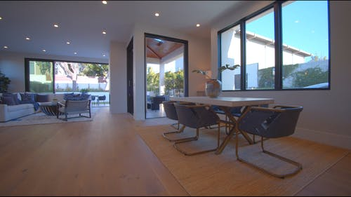 Video Footage of a Home Interior