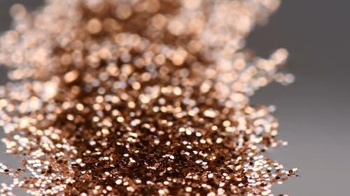 Macro Shot of the Glitters