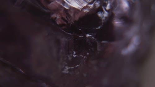 Close Up View of a Shiny Diamond