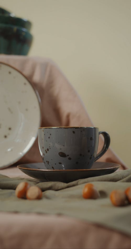 Video of a Teacup