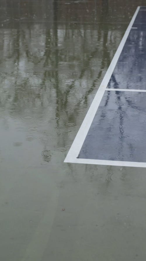 Rainfall at the Court