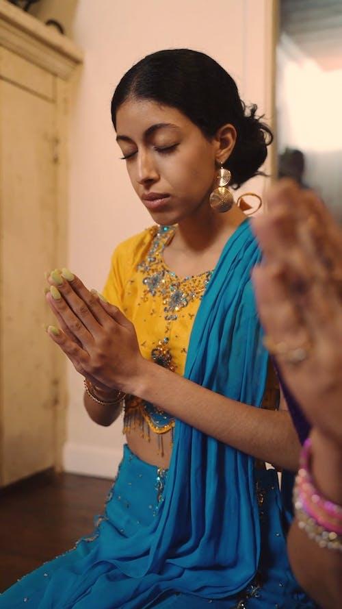 Religious Women Praying