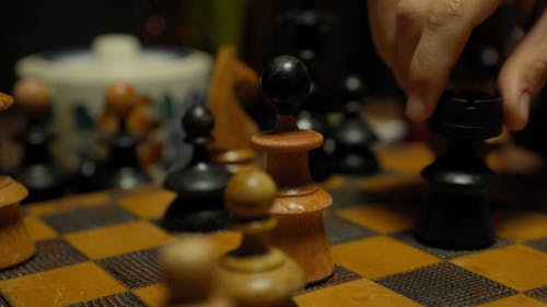 Making a Chess Move