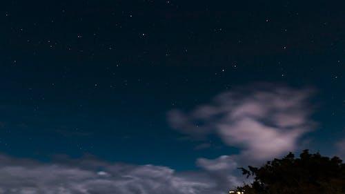 Time Lapse Video of Night Sky