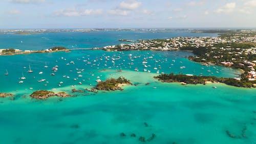 Aerial Footage of Islands