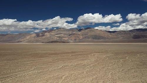 Aerial Footage of Death Valley