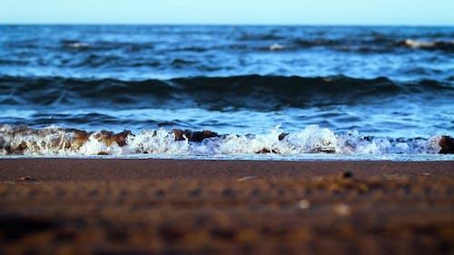 Footage of Ocean Waves