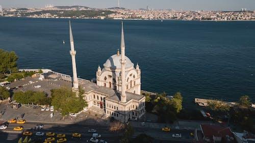 Hyperlapse of Turkish Mosque