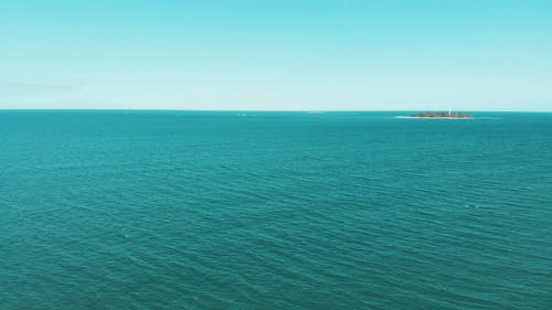 Aerial Footage of the Sea