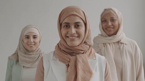 Women In Their Hijab