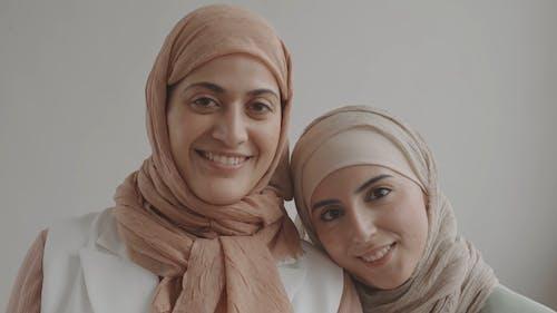 Women Wearing Hijab
