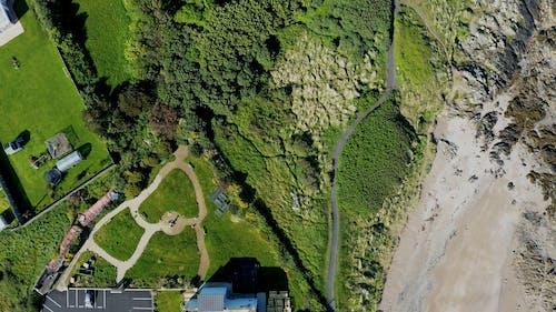 Aerial Shot of a Landscape