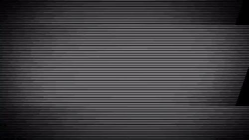 Glitch Effect Video