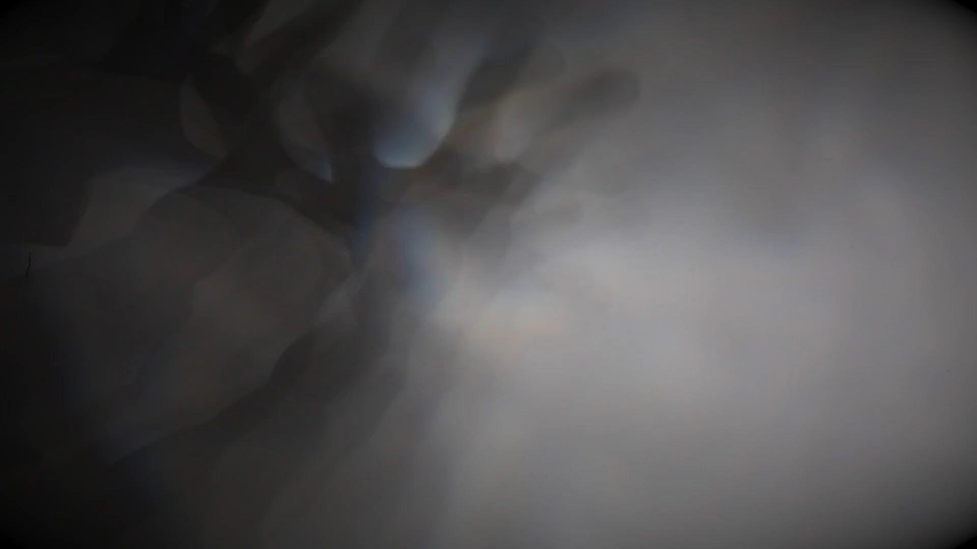 Hands in Fog